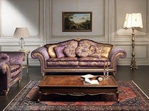 Immagine di Art. IM 23 Imperial, divano classico di lusso