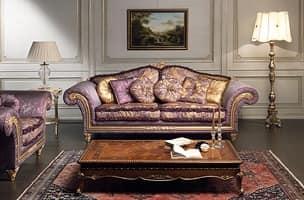 Art. IM 23 Imperial, Divani classici di lusso