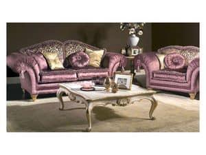 Immagine di Art. MA 43 Majestic, divani classici di lusso