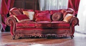 Immagine di Botticelli, divano in stile