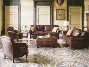 Immagine di Caff� Divano, divani classici di lusso