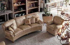 Immagine di Camilla Ring, divani classici di lusso
