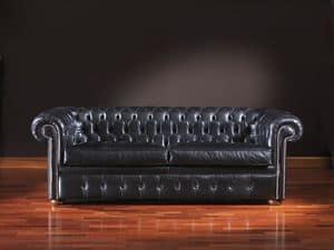 Immagine di Chesterfield, divani-imbottiti