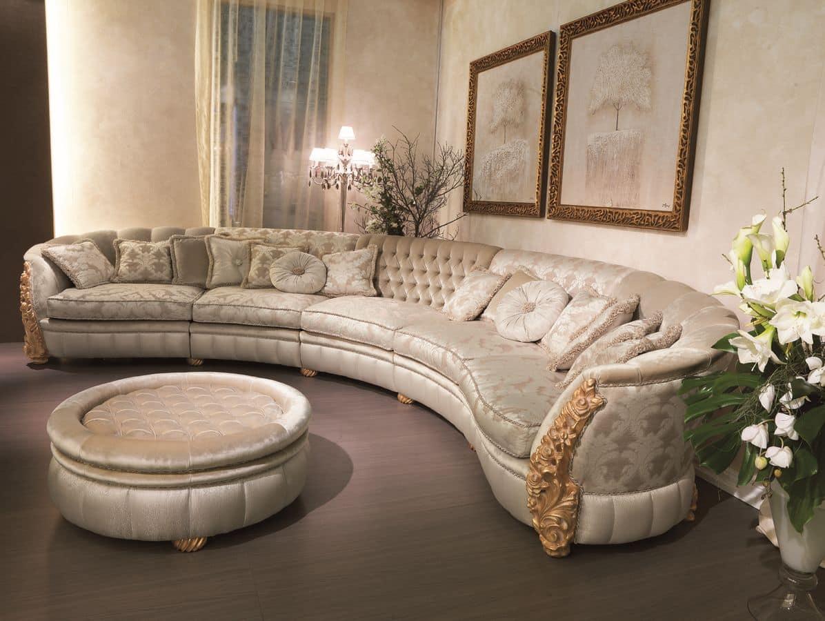 Divani stile barocco moderno idee per il design della casa for Divani di lusso prezzi