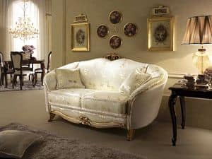 Immagine di Donatello divano, ideale per salotti