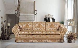 Immagine di Giada, divano classico di lusso