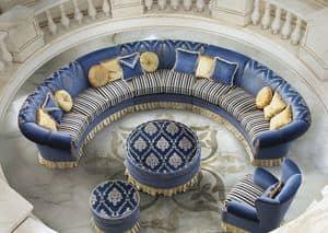 Immagine di Imperial Due/B, divani imbottiti