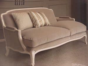 Immagine di Louis, divano in stile