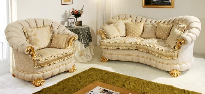 divani antichi stile barocco idee per il design della casa