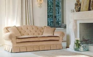 Immagine di Morfeo, divano in stile