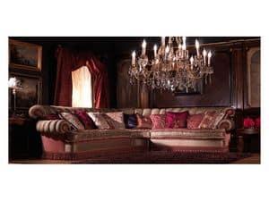 Immagine di Nathalia Angolare, divano imbottito