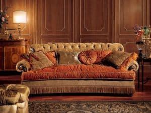Immagine di Nathalia divano, divani capitonn�