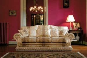 Immagine di Paloma, divani classici di lusso