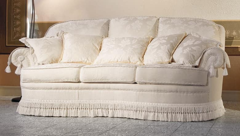 Tessuti di lusso per divani – Modificare una pelliccia