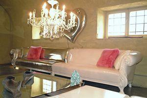 Immagine di Queen, divano-capitonne