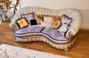 Immagine di Raffaello-remix, divano imbottito
