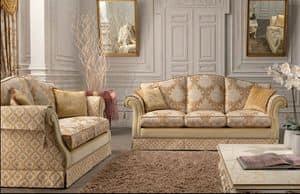 Immagine di Royal, divano imbottito