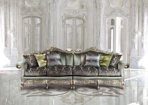 Immagine di Saint Germain Due, divano in stile
