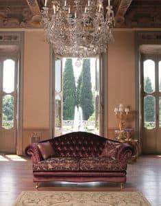 Immagine di Segesta, divano-classico-di-lusso