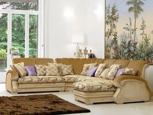 Immagine di Sibilla, divano capitonn�