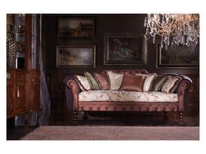 Immagine di Silvia, divano imbottito