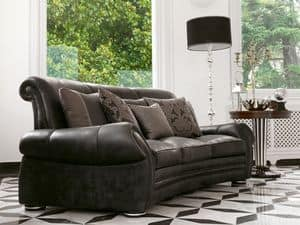 Immagine di Sirena, divani classici di lusso