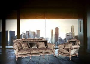 Immagine di Symphony Sofa, divano-in-stile