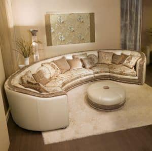 Immagine di Venere, divano in stile
