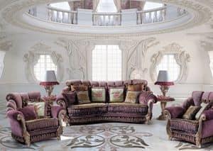 Immagine di Venice Due, divano classico di lusso
