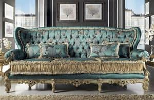 Immagine di Ventaglio divano, divano-capitonne