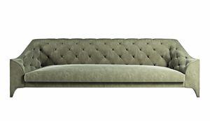 Brando divano, Ampio divano dal design classico contemporaneo