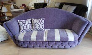 Buren divano, Divano classico rivestito in tessuto