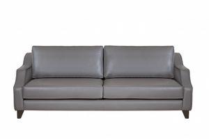 Downtown divano, Divano dal design retrò