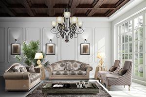 ETOILE divano, Elegante divano per ogni tipo di arredamento