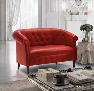 Arredo divani classico ed in stile di lusso idfdesign - Divano in inglese ...