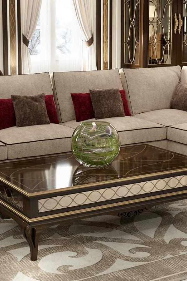 New York divano, Elegante divano componibile