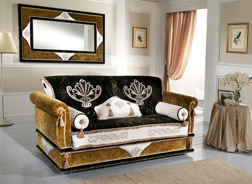 Divano con cuscini decorativi idfdesign for Cuscini arredo divano