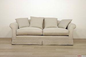 Ville divano, Elegante divano in tessuto sfoderabile