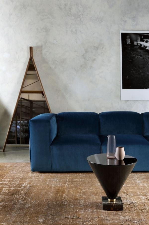 ASTORIA, Divano dal design moderno