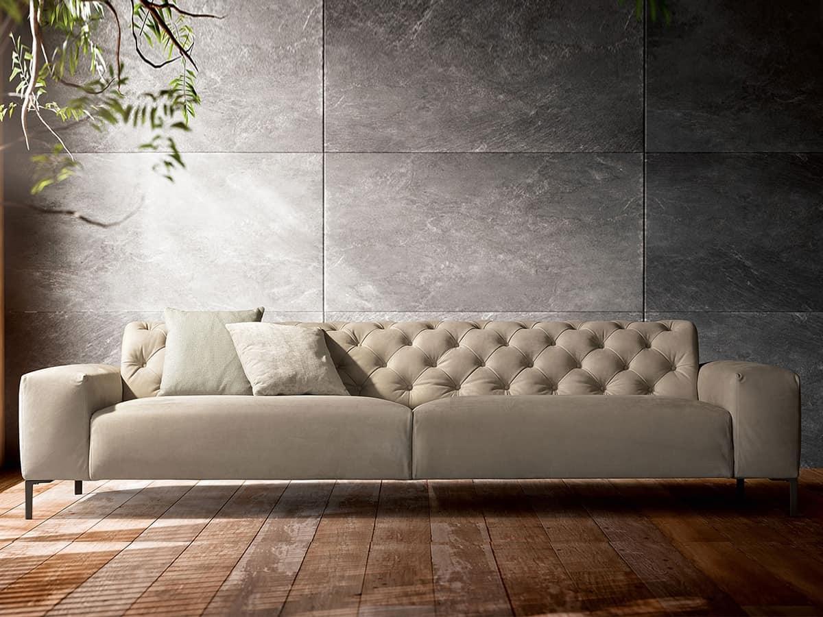 Divani designer idee per il design della casa for Divani con gambe