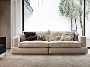 Immagine di Caresse, divani lineari