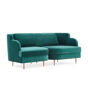 D�lice 01041 - 01041T, Elegante divano per hotel