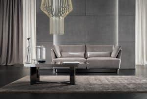 DUNE divano, Divano design a 2 piazze