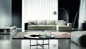 Hermes, Divano design, dal massimo comfort