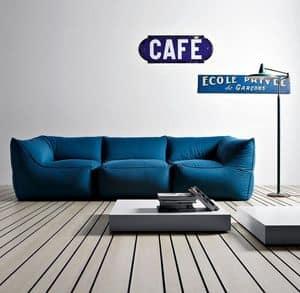Idfdesign sedie tavoli mobili divani letti arredo for Divano senza schienale