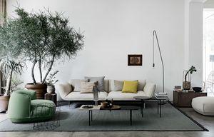 Tenso Sofa System, Divano modulare