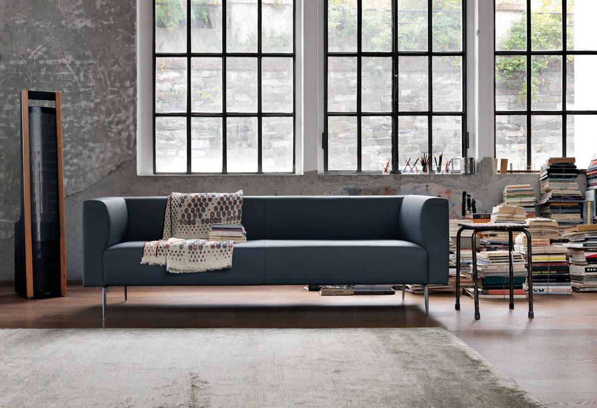 Idfdesign sedie tavoli mobili divani letti arredo for Salotti moderni immagini
