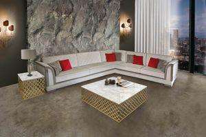 ART. 3363, Ampio divano angolare