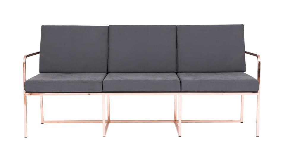 Art.Grace divano, Divano moderno per contract e office