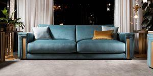 ATMOSFERA divano, Pregiato divano dalle finiture ricercate